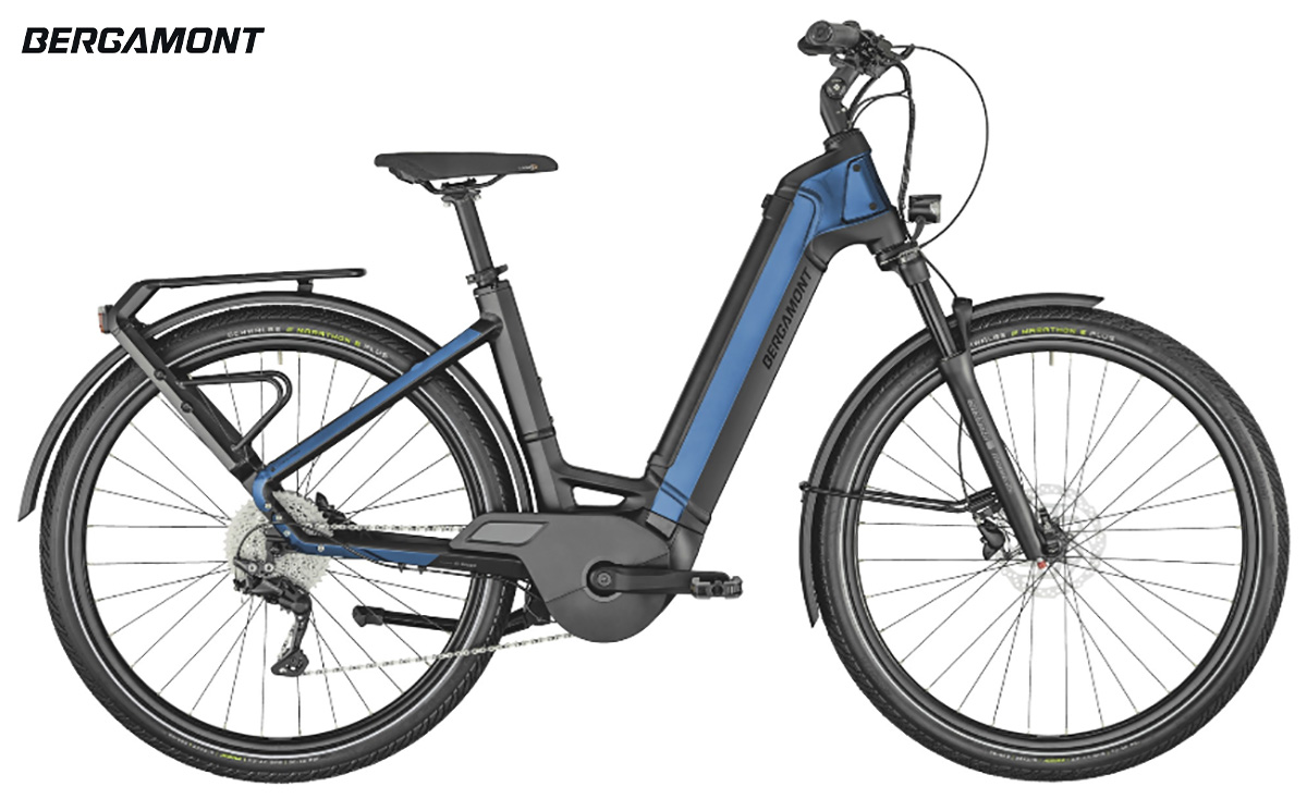 La nuova bici elettrica da città Bergamont E-Ville Edition 2021