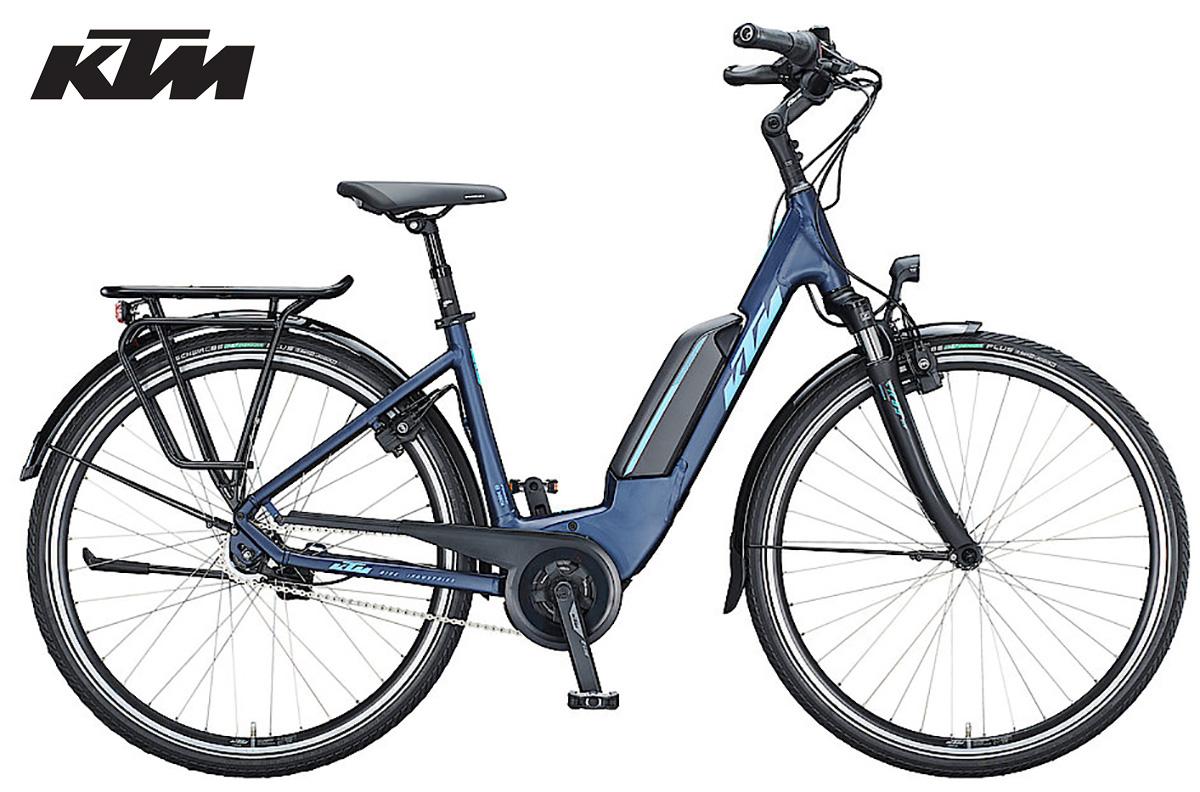 La nuova bici elettrica da città Ktm Macina Central 7 2021