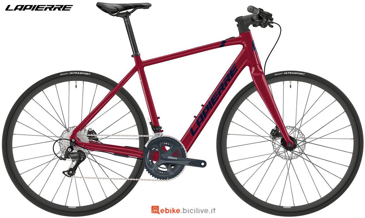 La nuova ebike da corsa Lapierre Esensium 2.2 2021