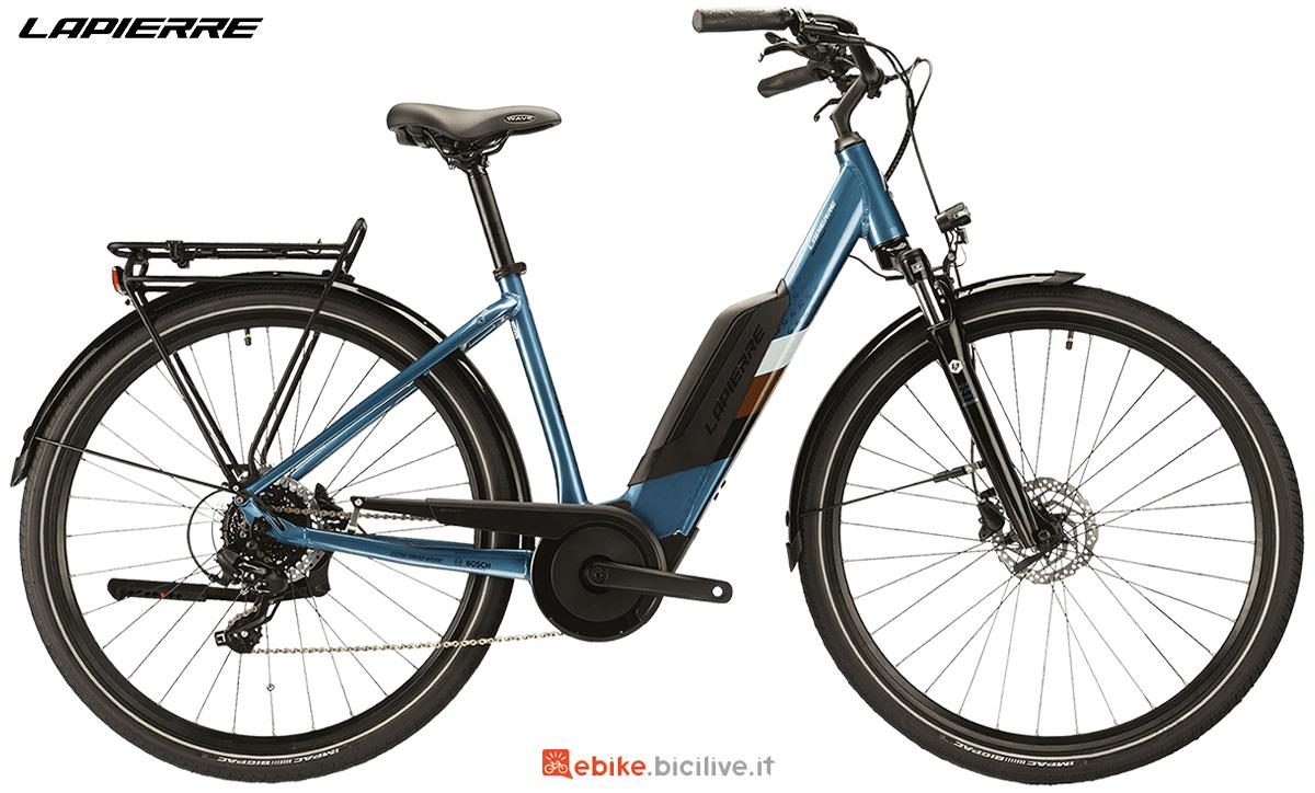 La nuova ebike da città Lapierre Overvolt Urban 3.3 2021