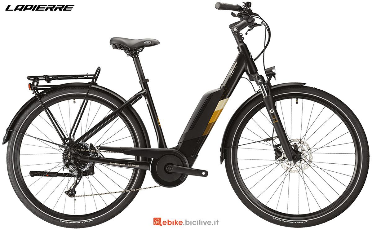 La nuova ebike da città Lapierre Overvolt Urban 6.5 2021