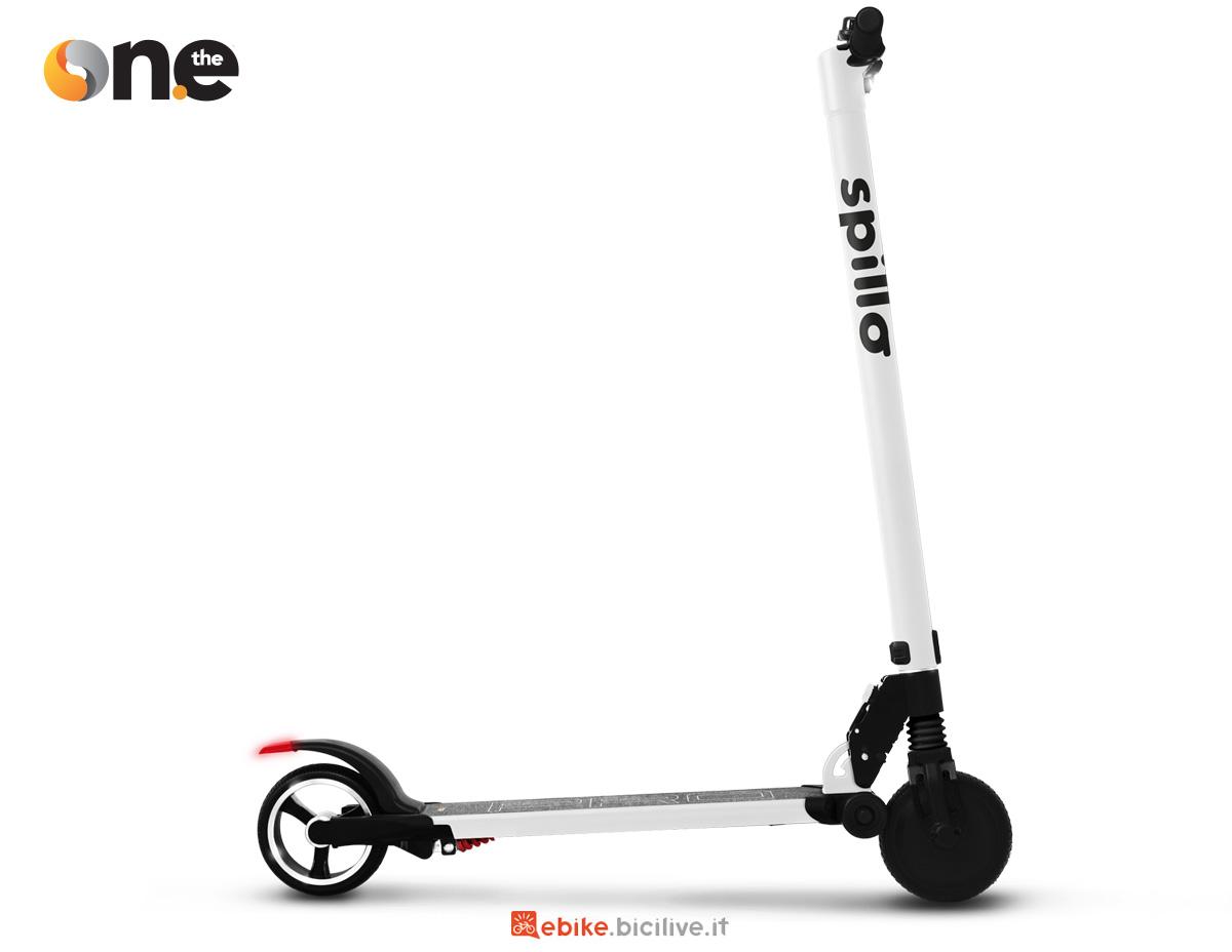 Il nuovo monopattino elettrico The One Spillo XL Pro 2021