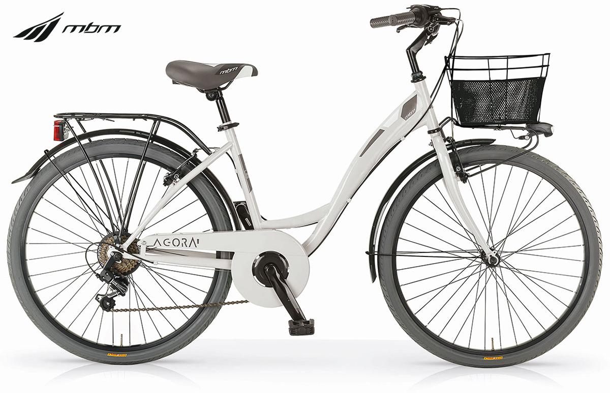 La bicicletta da città Mbm Agorà