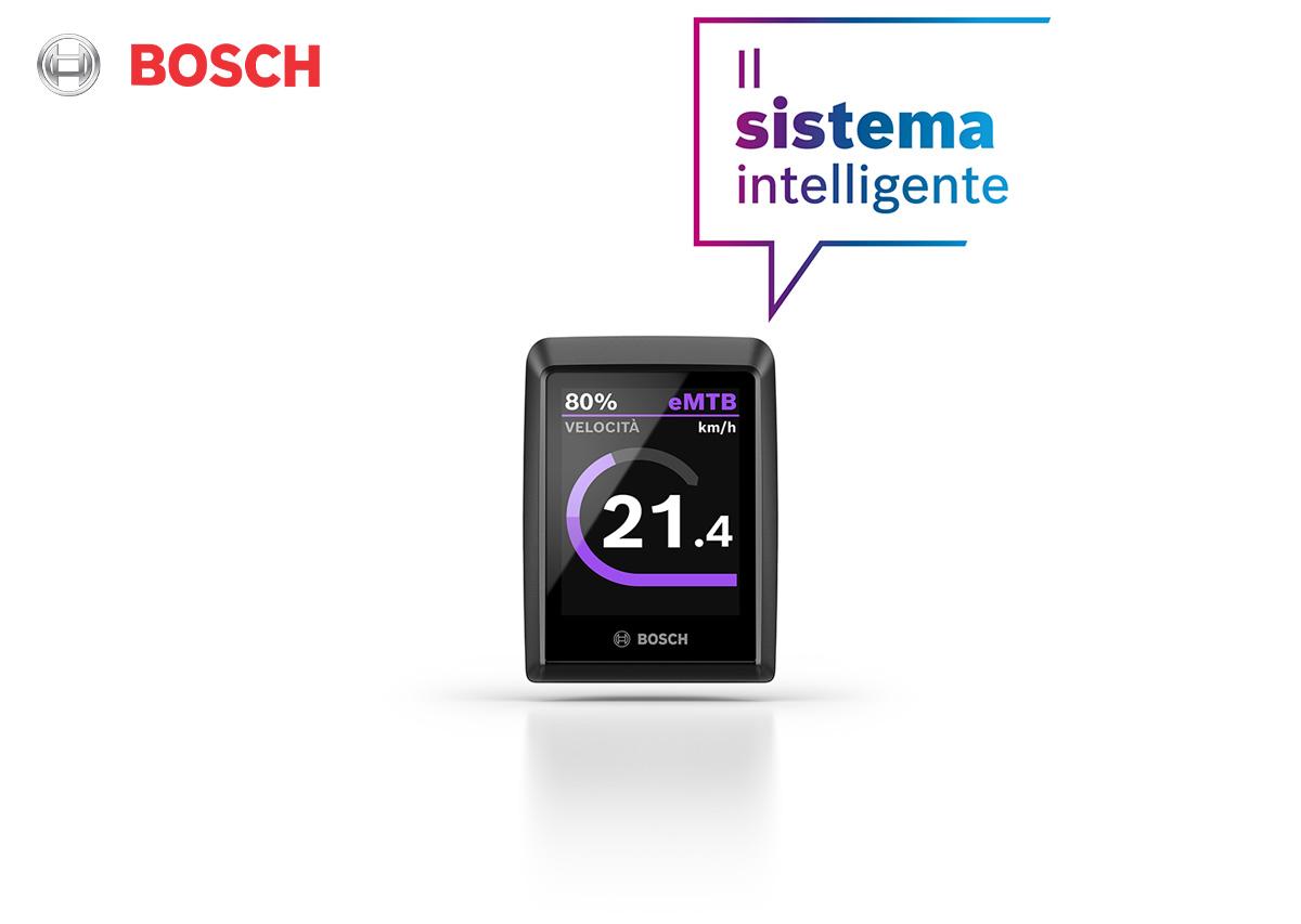 Il nuovo display Bosch Kiox 300