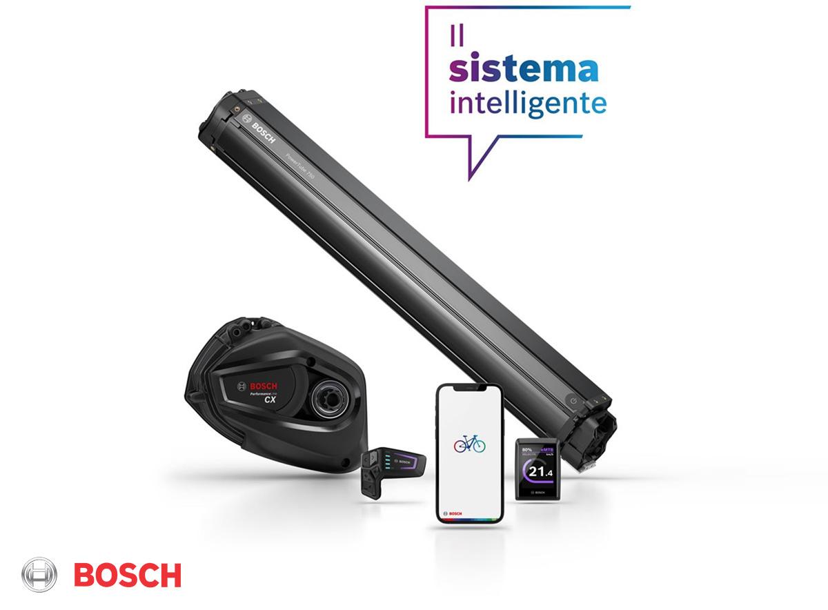 Il nuovo Bosch smart system per ebike 2022