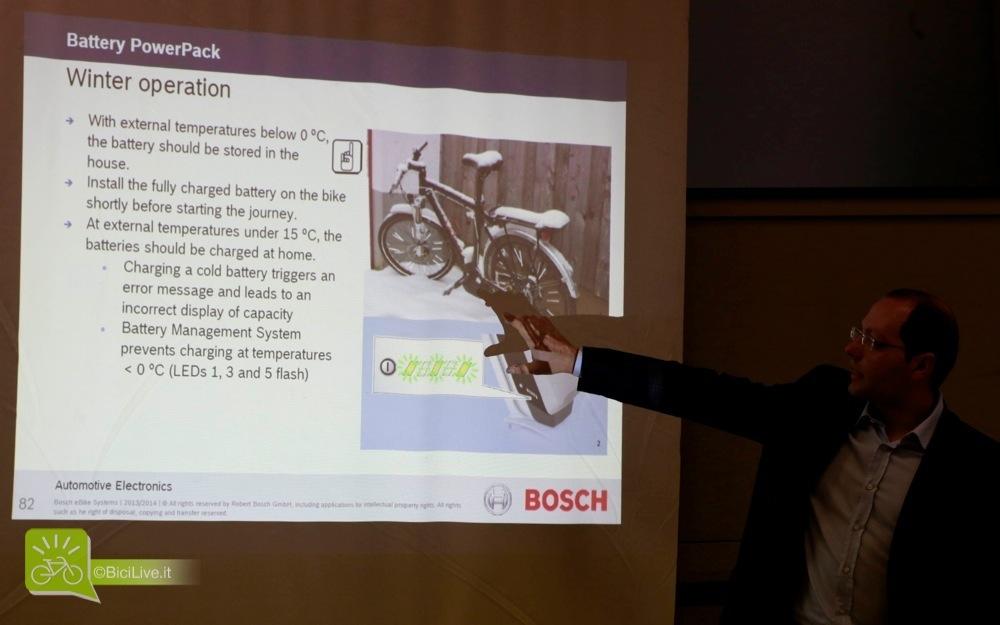 Una conferenza Bosch